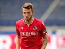 Wird nach seiner Ausleihe wieder beim FC Köln zurück erwartet: Jannes Horn