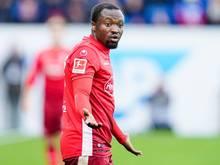 Wird von Schalke an Ludogorez Rasgrad ausgeliehen: Bernard Tekpetey