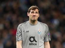 Iker Casillas beendete seine aktive Fußball-Karriere