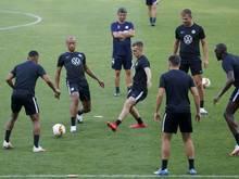 Wolfsburg tritt in Kiew an