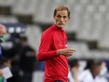 Hat sich am Fuß verletzt: Thomas Tuchel, Cheftrainer von Paris Saint-Germain