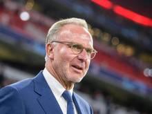Karl-Heinz Rummenigge ist Vorstandschef des FCBayern München