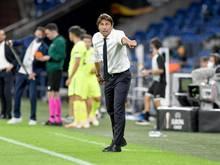 Antonio Conte will mit Inter Mailand die Europa League gewinnen
