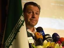 Hatte im Mai 2019 einen Vertrag als Irans Trainer bis zur WM 2022 in Katar unterschrieben: Marc Wilmots