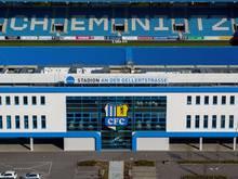 Der Chemnitzer FC empfängt Hoffenheim zum Erstrundenspiel am 13. September im Stadion an der Gellertstraße