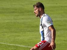 Ist neuer HSV-Kapitän: Tim Leibold