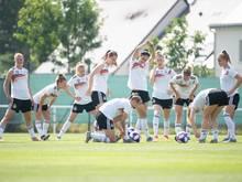 Am Samstagabend spielen die DFB-Frauen in der EM-Qualifikation gegen Irland