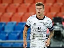 Toni Kroos zog sich eine Gesäßverletzung zu