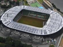 Das Spiel des SV Werder Bremen gegen Arminia Bielefeld im Bremer Weserstadion wird ohne Fans stattfinden
