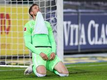 Wolfsburgs Wout Weghorst gehört nicht mehr zum Kader der niederländischen Nationalmannschaft
