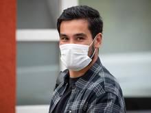 Ilkay Gündogan war am Coronavirus erkrankt