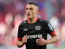 Leverkusens Florian Wirtz hat sich den Rekord als jüngster deutscher U21-Nationalspieler gesichert
