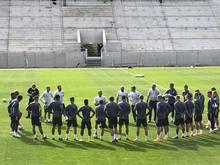 Kein Corona-Fall beim U21-Team