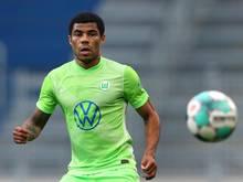 Fällt verletzt für den VfL Wolfsburg aus: Paulo Otavio