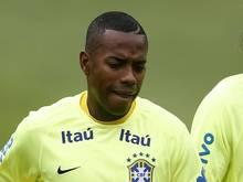 Der FC Santos und Robinho setzen den Vertrag wegen Vorwurfs der Gruppenvergewaltigung aus