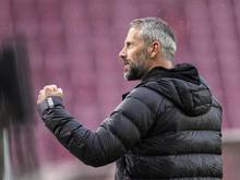 Marco Rose will mit Gladbach mutig gegen Inter Mailand auftreten