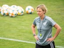 Frauenfußball-Bundestrainerin Martina Voss-Tecklenburg
