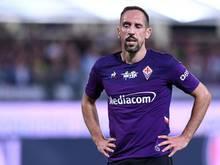 Muss mit dem ACFlorenz in Quarantäne: Franck Ribéry