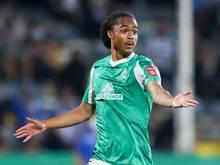Tahith Chong steht Werder zur Verfügung