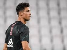 Cristiano Ronaldo war nach einer Corona-Infektion zwei Wochen in Quarantäne