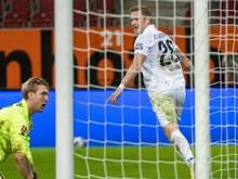 Augsburger Matchwinner gegen Mainz: André Hahn