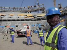 Neue Kritik an der WM in Katar