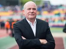 Siegfried Dietrich, Manager bei Eintracht Frankfurt