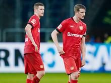Die Bender-Zwillinge fehlen Bayer Leverkusen