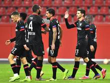 Bayer Leverkusen will den ersten Platz zementieren