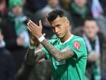 Davie Selke soll den Werder Bremern im Januar wieder zur Verfügung stehen