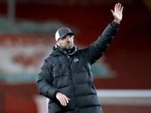 Der Liverpool-Manager ist bedient