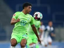 Soll in der 2. Liga Spielpraxis sammeln: Wolfsburgs Omar Marmoush