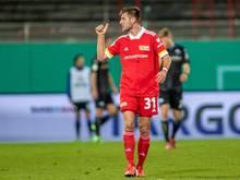 Hat seinen Wechsel vom VfL Wolfsburg zuUnion Berlin nicht bereut: Robin Knoche