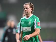 """Wünscht sich wieder mehr """"Typen"""" im Profi-Fußball: Werder-Stürmer Niclas Füllkrug"""