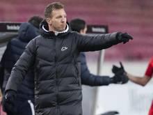 Will sich Holstein Kiel als Vorbild nehmen: Leipzig-Coach Julian Nagelsmann