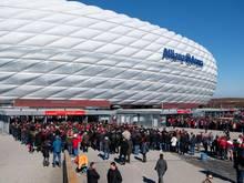 Vier EM-Partien sollen trotz der Corona-Krise weiter in München stattfinden