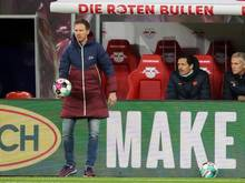 RB Leipzig ist erster Verfolger des FC Bayern