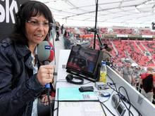Prägte die Bundesliga-Berichterstattung im Radio viele Jahre mit: Sabine Töpperwien