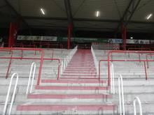 Das Stehplatzverbot bei Europapokal-Spielen in der Alten Försterei ist dem 1. FC Union Berlin ein Dorn imAuge