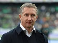 Frank Baumann, Werders Geschäftsführer Sport, macht sich noch keine Sorgen