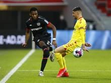 Leverkusens Timothy Fosu-Mensah fällt lange aus
