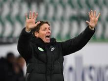 Wolfsburgs Trainer Oliver Glasner trifft mit seinem Team im Viertelfinale des DFB-Pokals auf RB Leipzig