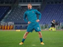 Könnte für den AC Mailand länger ausfallen: Zlatan Ibrahimovic