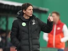 Oliver Glasner leistet in Wolfsburg herausragende Arbeit