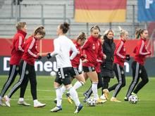 Die DFB-Frauen bestreiten die nächsten beiden Länderspiele in Wiesbaden