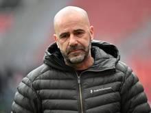 Peter Bosz ist nicht mehr Trainer von Bayer Leverkusen