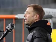 Will mit Bielefeld den Abstieg verhindern: Arminia-Coach Frank Kramer
