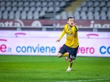 Nordmazedoniens Nationalspieler Ilija Nestorovski spielt in der Serie A für Udinese Calcio