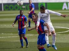 Erfolg für Real Madrid gegen Eibar