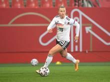 Klara Bühl vom FC Bayern München wird aus Gründen der Belastungssteuerung gegen Australien und Norwegen fehlen
